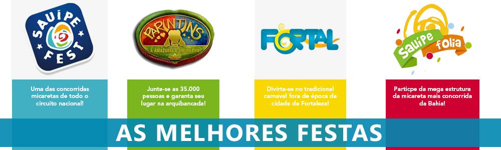 Banner Festas e Eventos