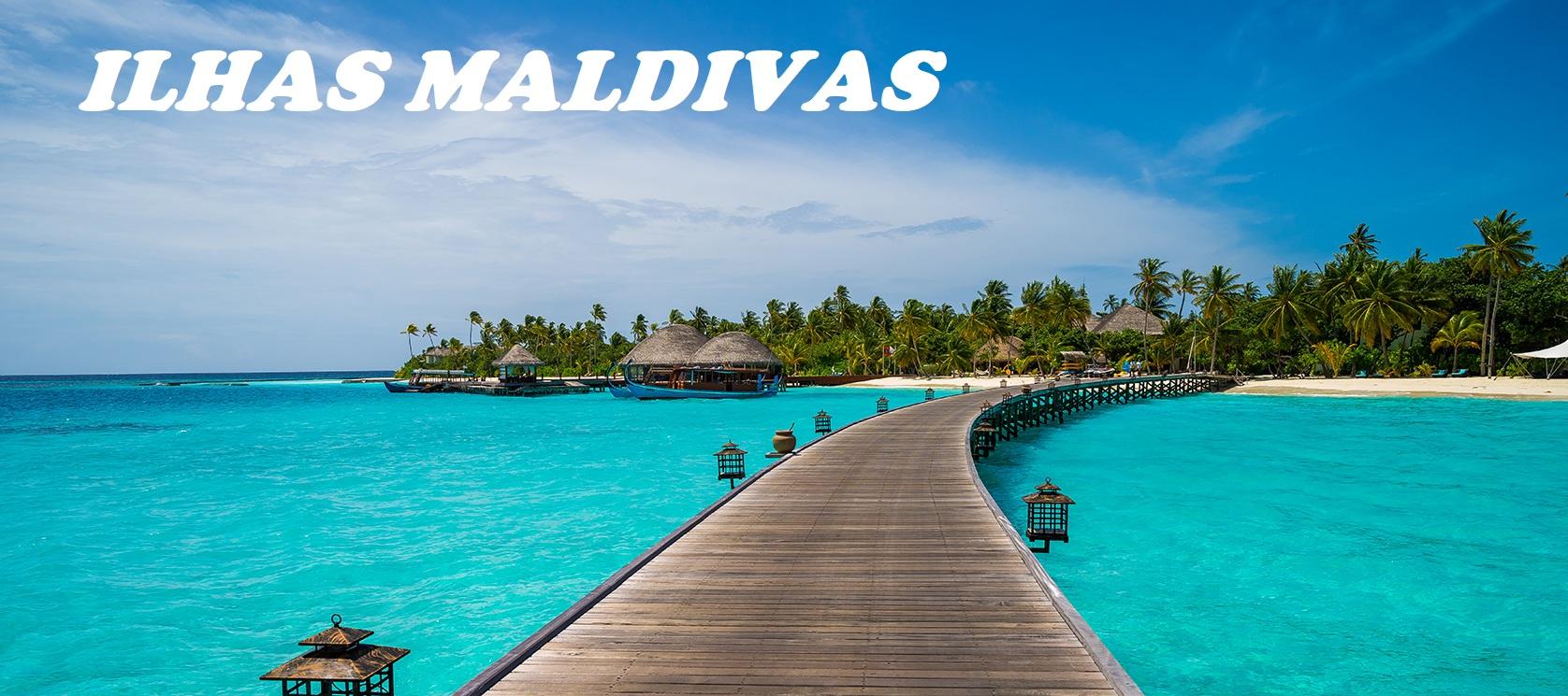 Réveillon nas Ilhas Maldivas 2018/2019